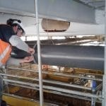 Ducting Install