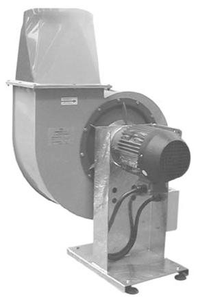 DD160 Extraction Fan